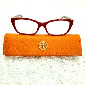 Tory Burch Eye Glasses and Case